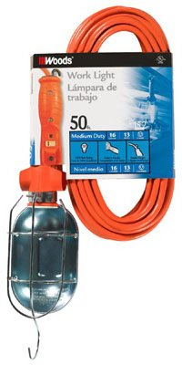 0692 50' 16/3 SJTW TROUBLE LIGHT CCI COLEMAN CABLE