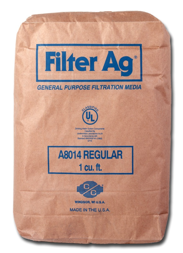 CA8014 1 CU FT FILTER AG REG - MEDIA (M-FA-1)