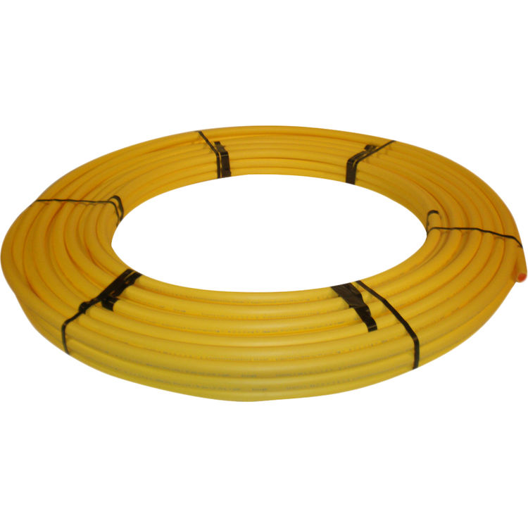 "PGA05041010028 1/2"" X 100' CTS SDR-7 YELLOW GAS PIPE CRESLINE (DISC REPL: 27705)"